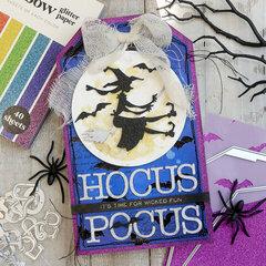 Hocus Pocus Halloween Tag