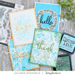 One stamp set five ways | Spring Sprigs Stamp Set