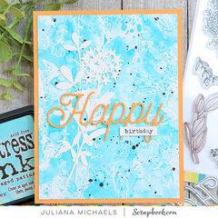 Happy Card | Spring Sprigs Stamp Set