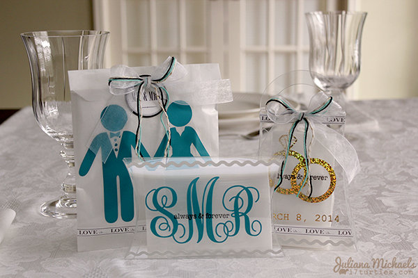 Wedding Favors *SRM STICKERS*