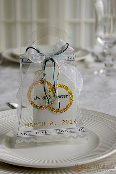 Wedding Favors SRM STICKERS