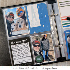Adventure Pocket Page