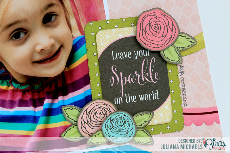 Leave Your Sparkle