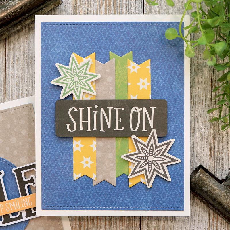 Shine On Card *Jillibean Soup*