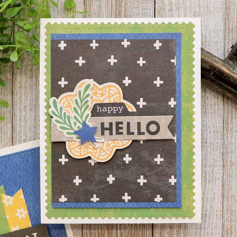 Hello Card *Jillibean Soup*