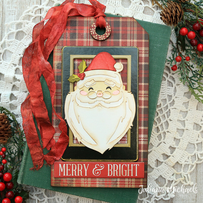 Santa Tag