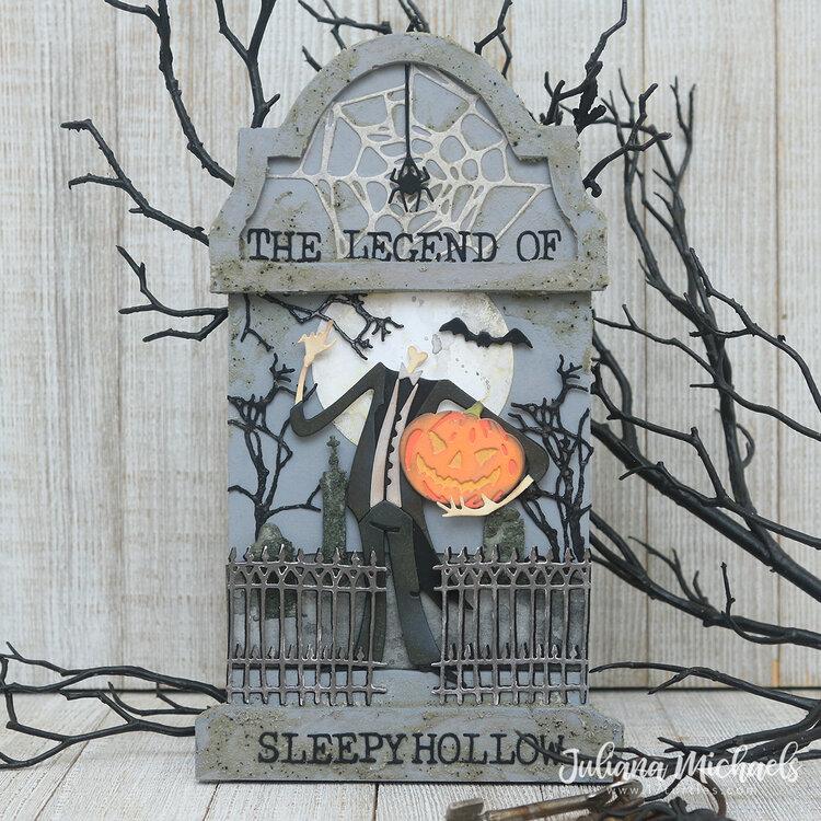 The Legend Of Sleepy Hollow Tombstone