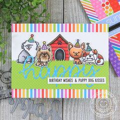 Happy Birthday Card *Sunny Studio Stamps*
