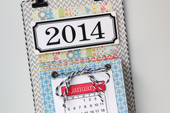 Birthday Calendar SRM Stickers