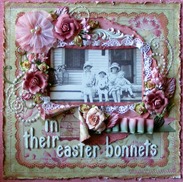 In Their Easter Bonnets