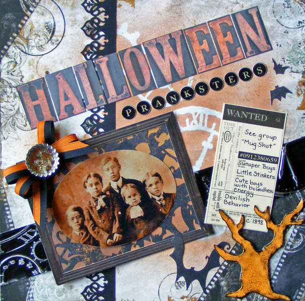 Halloween Pranksters