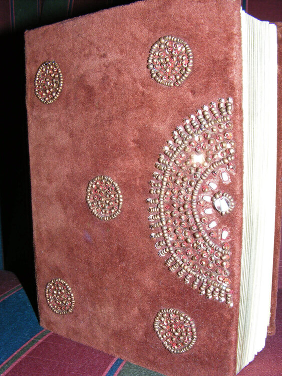 My Scrapper's Journal, part 1