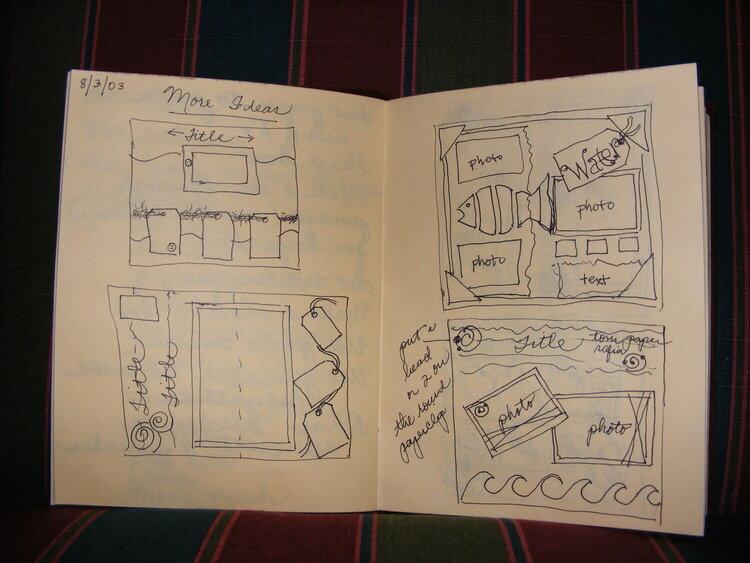 My Scrapper's Journal, part 2