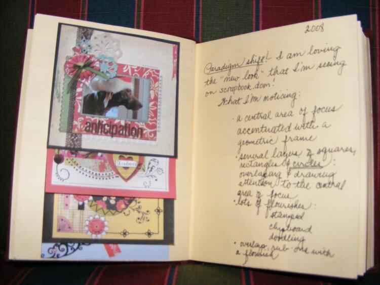 My Scrapper's Journal, part 4