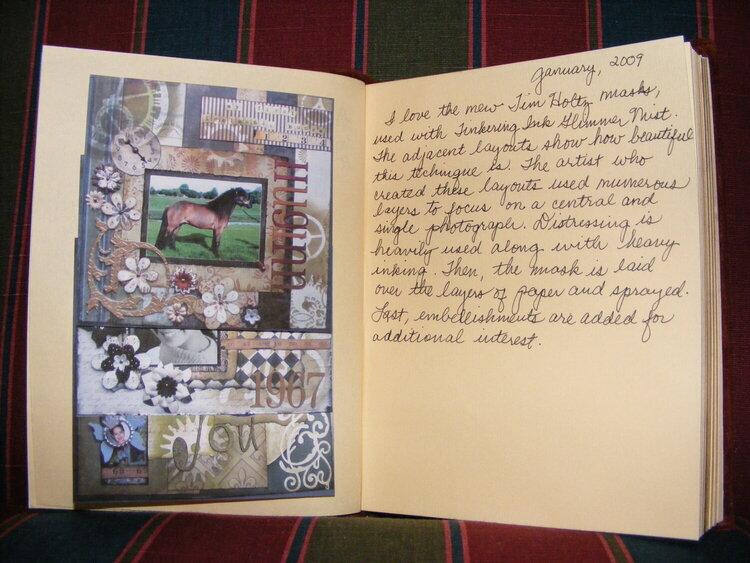 My Scrapper's Journal, part 5