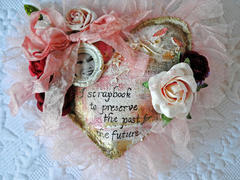 SHABBY HEART VALENTINE