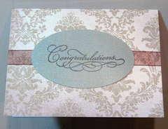 Wedding/Formal Card