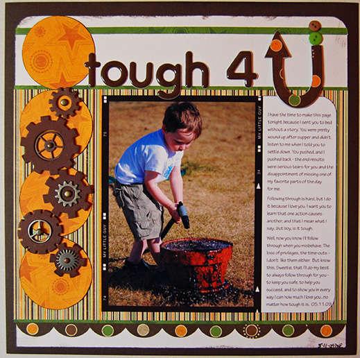 Tough 4 U