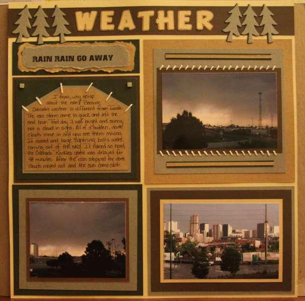Colorado Weather