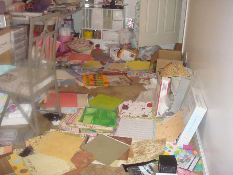 A mess 2