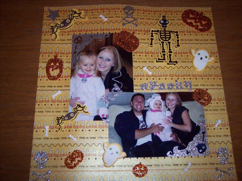 Happy Halloween Family