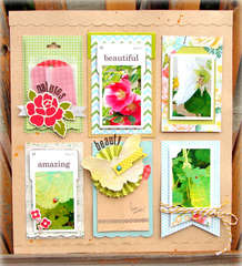 Nature's beauty *Hip 2 B Square* February kit