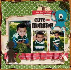 Cute lil' monster