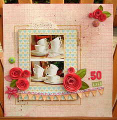 $.50 cents each *August Hip2B Square Kit*