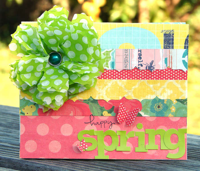 Happy Spring *Hip2bsquare March Kit*