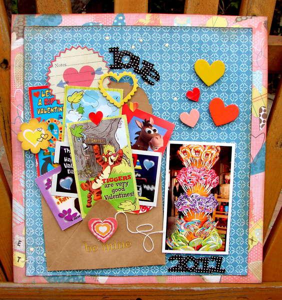 Love 2011 *Jan. HIP2BSQUARE Kit*