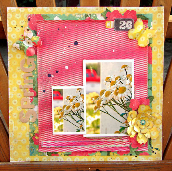 Spring **HIP2BSQUARE March KIT**