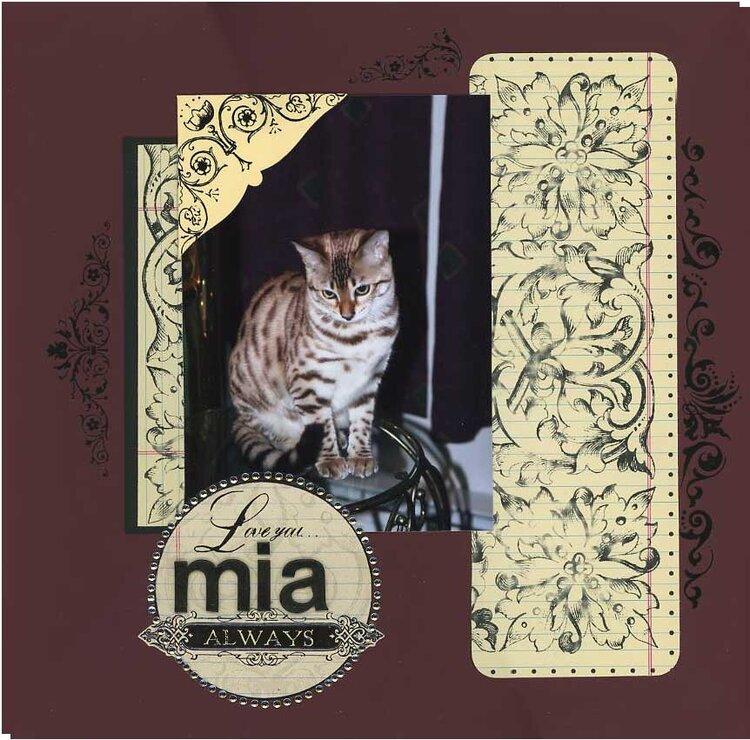 Love You Mia