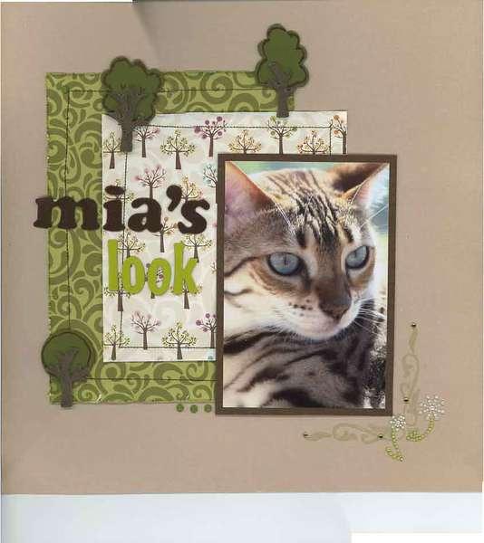 Mia's Look