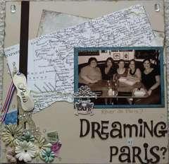 Dreaming of Paris?