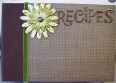 Recipe Album