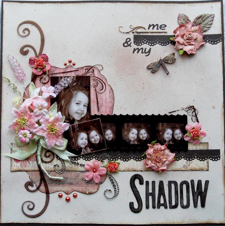 Me & My Shadow **SWIRLYDOOS**