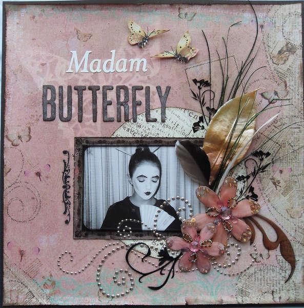 Madam Butterfly **SWIRLYDOOS**