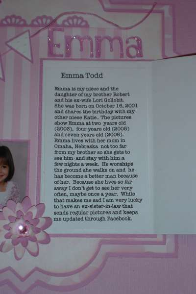Emma hidden journaling