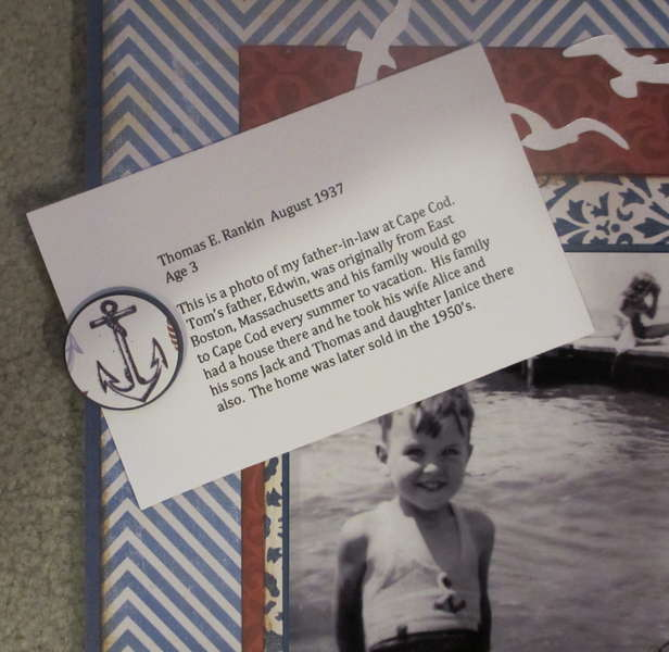 Hidden Journaling for Cape Cod LO