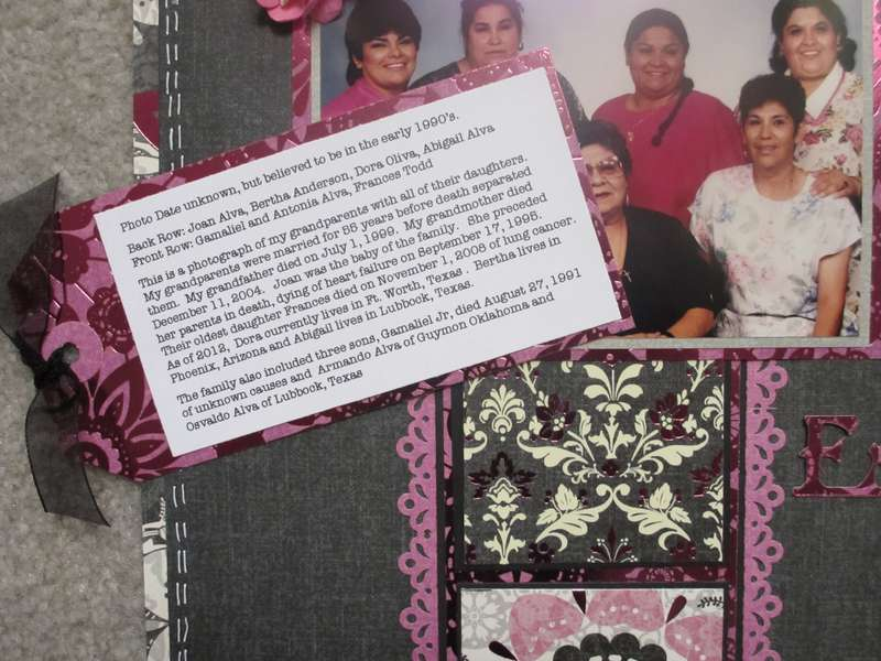 Family Hidden journaling