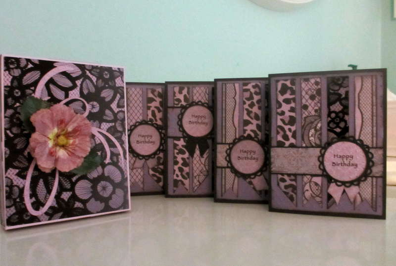 Card set with Box