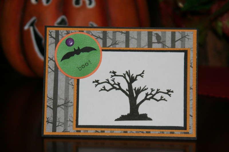 Boo Tree