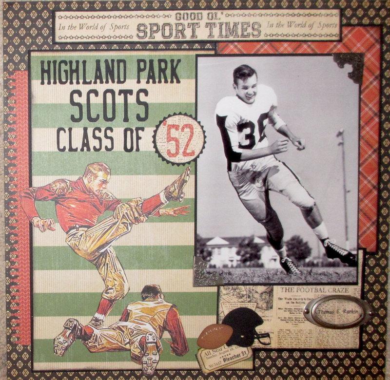 Highland Park Scots