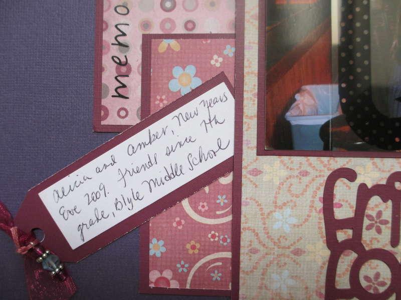 Friends Forever Hidden Journaling