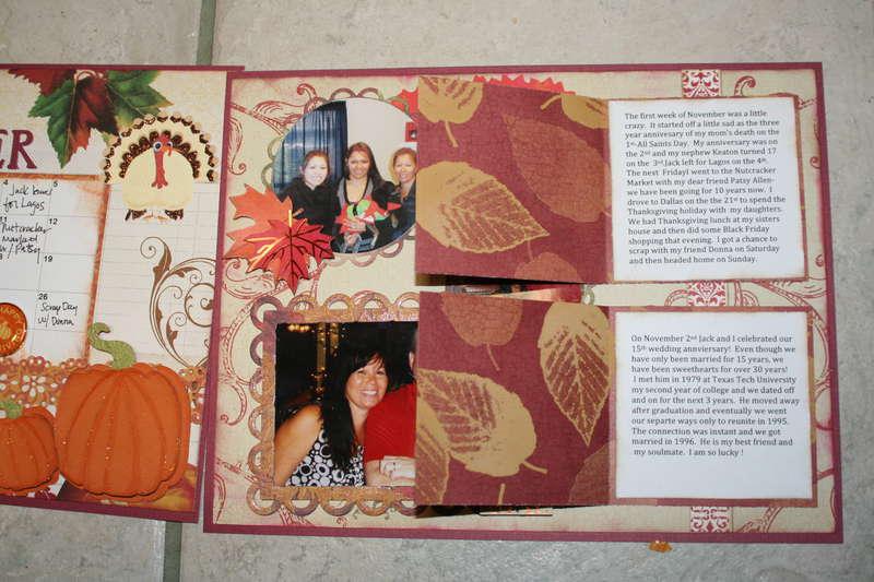 November hidden journaling