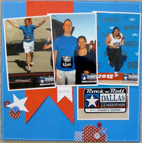 Rock N Roll Dallas 1/2 Marathon