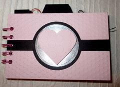 Front cover of Valentine mini album