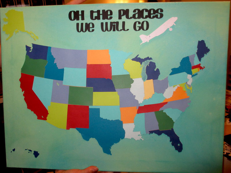 Oh the Places we will GO