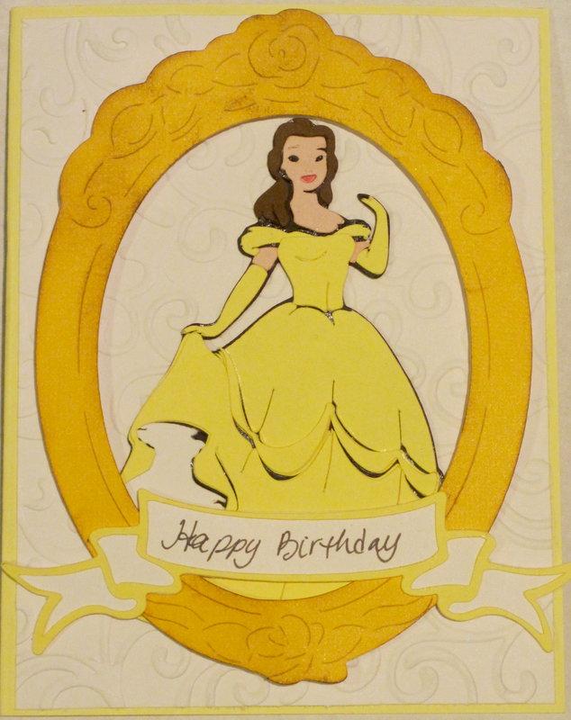 Happy Birthday (Belle)