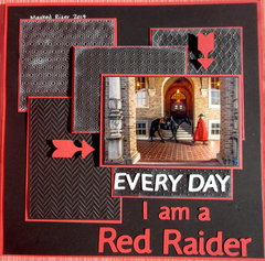 Every Day I am A Red Raider